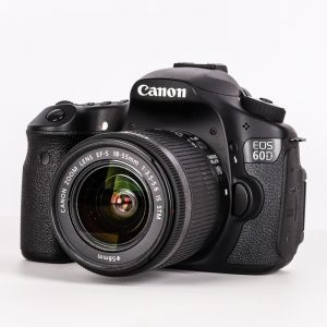 Canon 18-55 Lens Canon EF-S 18-55mm f/3.5-5.6 IS STM